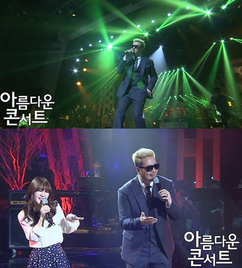 <아름다운 콘서트> 김태우, '내 눈 작은 것 최근에 알아'