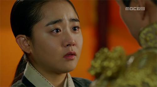 문근영, 전란 속 이상윤에게 마음 고백
