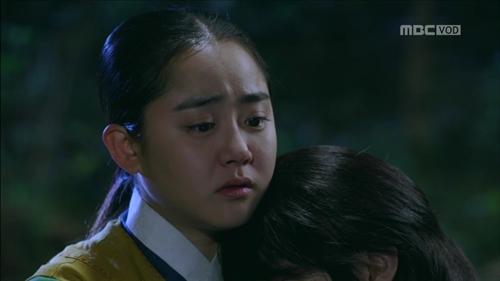 김범, 사랑하는 문근영 품 안에서 숨 거뒀다