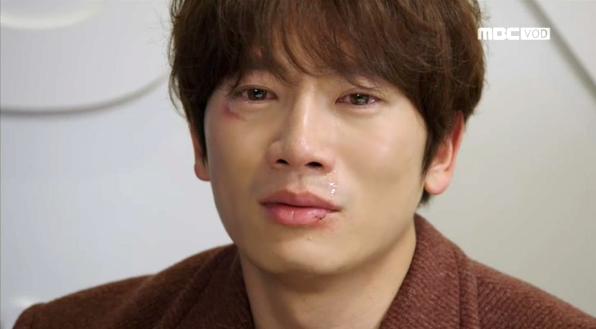 이별여행 앞둔 지성, 박서준에 부탁한 '슬픈 당부'