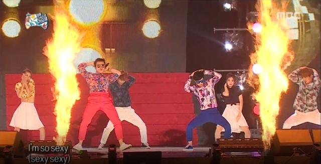 """I'M SO SEXY"" 유재석, 박진영과 '댄스 한풀이'… 춤꾼으로 거듭나다"