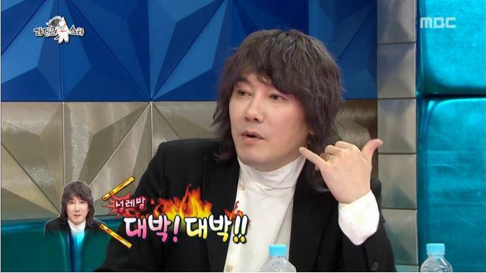 """김장훈, 문근영에 대해 """"같이 우결 찍고 싶다"""""""