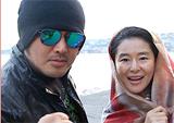 """김보성, 예지원과 """"으리으리한 이탈리아 여행 가으리!"""""""