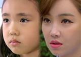 <왔다 장보리> 이유리-김지영, 친딸 증명하는 판박이 외모 화제!