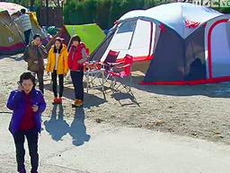 [15회_박선영] 완벽한 프레임 구조의 콜핑의 셀리나 리빙쉘 텐트