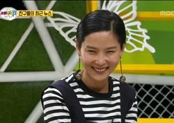 """김나영-김흥국 '들이대쇼' """"남편 뭐하는 사람이요?"""""""