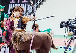 """[幕后] BTOB出演的是《偶像田径比赛》吧?确定不是""""偶像搞笑比赛""""?"""