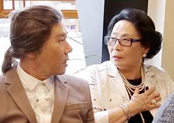 """<미래일기> 이상민 엄마, """"내 아들이라고?"""" 이상민 완벽 분장에 '깜짝'!"""