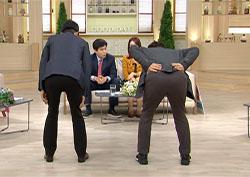 중년 건강의 핵심 엉덩이 튼튼 체조