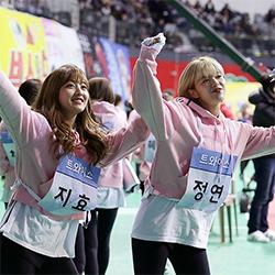 설특집 2017 <아육대> 아이돌을 춤추게 하는 것은 무엇?