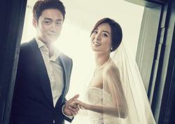4월 결혼, 오상진♥김소영 선남선녀의 웨딩화보 공개