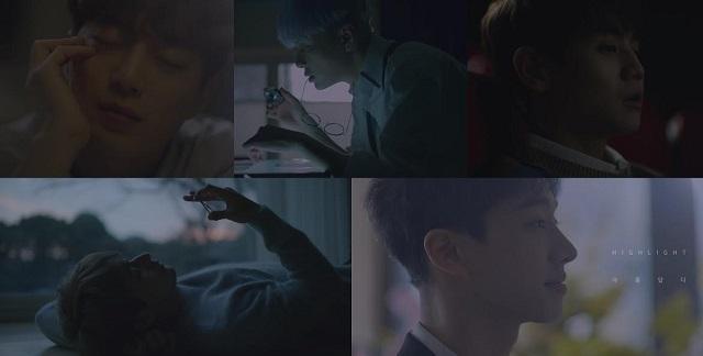 하이라이트, 오늘(13일) 정오 '아름답다' 선공개…20일 1st 미니앨범 발표