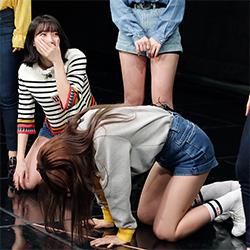 <아!님들> 오마이걸, 바닥에 철퍼덕! 그녀들에게 무슨 일이?
