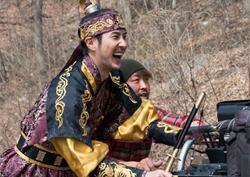 [포토] 여기는 촬영현장!  김지석, 쉬는시간엔 '귀요미 王'