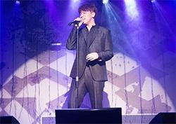 "[TF현장] 정기고, 달콤한 무대 후 엉뚱 매력 ""정형돈 건강, 좋은 소식"""