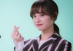 """[일문일답] 김지원, """"복귀작 선택 이유? 매력적인 캐릭터 때문"""" <쌈 마이웨이>"""