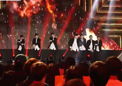 <프로듀스101> 1·2조의 '상남자' 최고시청률 기록! 4주 연속 상승세!