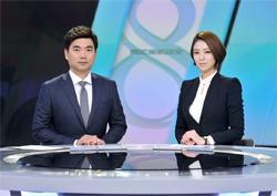 MBC 뉴스데스크, 8시 메인뉴스 1위…SBS-JTBC 앞섰다