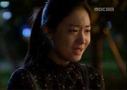 김지한, 눈물 흘리는 류효영 뒤에서 지켜보며 '글썽'