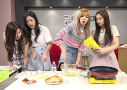 <마리텔> 블랙핑크 '미세먼지 배출하는 퓨전 요리' VS 김구라 '내 집 마련하는 꿀팁' 대공개