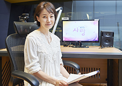 휴먼다큐 사랑 '성준이와 산소통' 내레이션 맡은 배우 진경, 소감 밝혀!