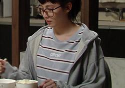 [6회_강소주] 프리스타일 그레이 '후드 짚업'