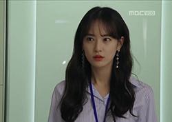 [3회_황금별] 크리스탈이 길게 늘어지는 '드롭 이어링'