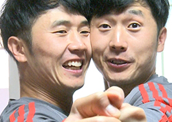 개그맨 이상호X이상민, 쌍둥이가 간다!