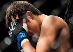 [UFC] 김동현, 코빙턴에게 무릎! 희미해진 'UFC 챔피언 꿈'