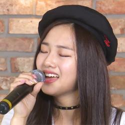 크리샤 츄, 'Slow motion'으로 '어메이징'한 가창력 인증!<해요TV-아주 작은 쇼케이스>