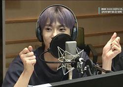 """<강타의 별이 빛나는 밤에> NCT127 도영, """"팬들과 함께하는 무대 만들고 싶어요."""""""