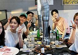 <치즈인더트랩> 만찢남녀 박해진X오연서X박기웅X유인영 쫑파티 현장 공개!