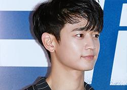 [포토] <리얼> VIP 시사회 샤이니 민호 '사슴 눈망울'