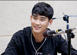 <이홍기의 Kiss the Radio> 김수현, '단독출연' 이홍기와의 케미 어떨까?