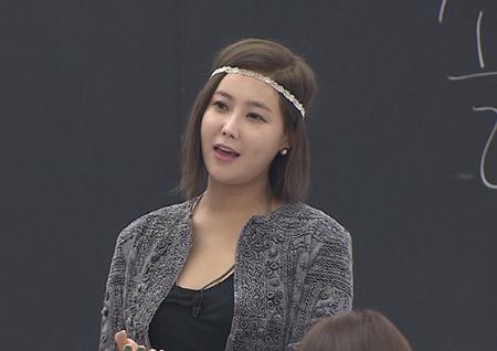 <아이돌학교> 솔비, 일일교사로 '멘탈관리학 특강' 나선다!