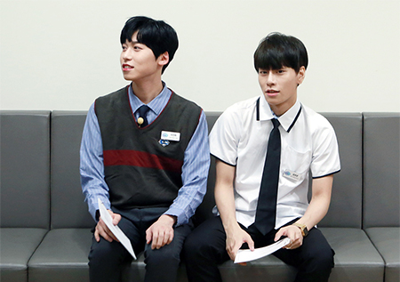 [B하인드] <해요TV-프린식스의 사생활> 대본리딩 현장 습격, 단독 비하인드 공개!