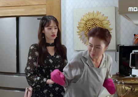 """""""아줌마? 엄마!"""" 이주연, 사돈집 와서 일하는 김청 보고 경악!"""