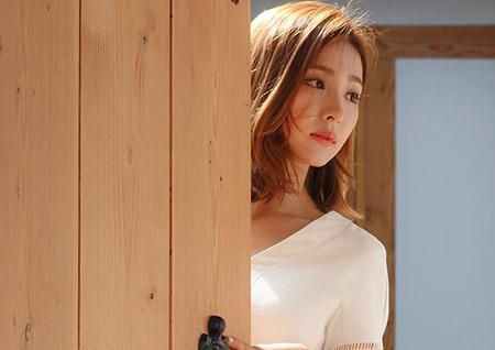 신세경, 서태지 뮤직비디오 촬영 현장 비하인드 사진 공개!