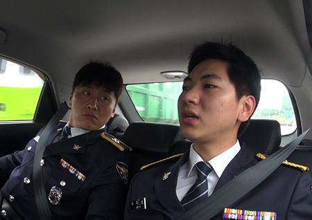 """<시골경찰> 이주승, 오대환에 """"비리 경찰 비주얼"""" 폭소!"""