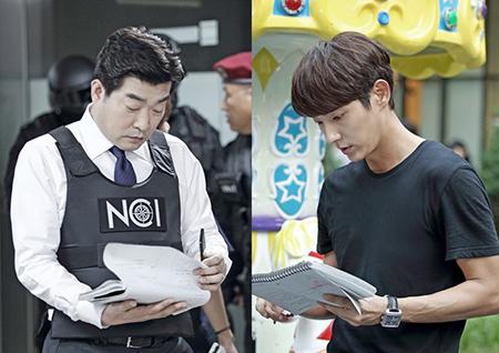 첫방송 D-1, 손현주-이준기-문채원, 출격 준비 완료!