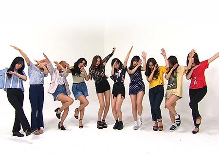 이돌 대표 흥부자 걸그룹, 여자친구와 마마무가 뭉쳤다!