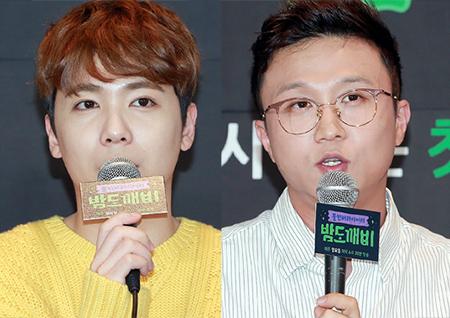 <밤도깨비> 이홍기-박성광, '방구부터 말대답까지' 밤샘은 어려워!
