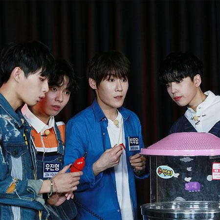 [B하인드]<해요TV-용국시현우담진영의 사생활>랜선 남친돌과 함께 떠나는 캠핑 ②