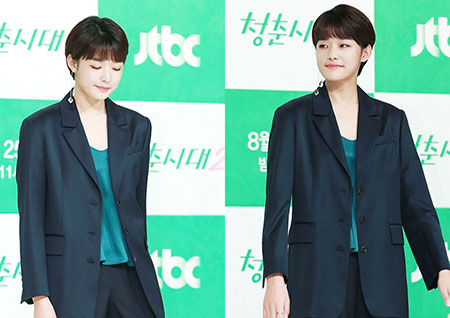 [B하인드]<청춘시대2> 최아라, 벨에포크 식구들 사이 '거인' 같은 조은