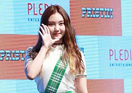 [포토] 프리스틴 성연, 동글동글 귀여운 매력