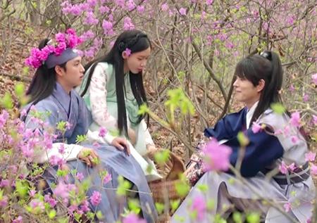 <왕은 사랑한다> 임시완-임윤아-홍종현, 봐도봐도 떨리는 애틋한 멜로꾼들