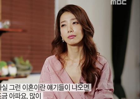 """[사람이 좋다 리뷰] 오승은, """"이혼의 상처, 아직도 아프다"""" 심경고백"""