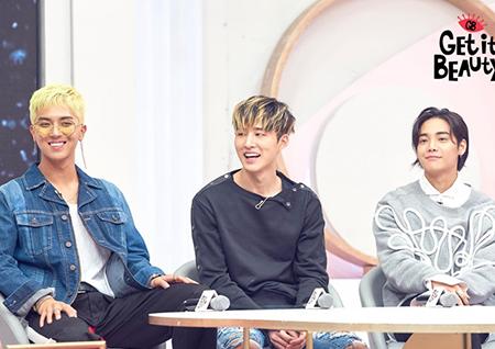 <겟잇뷰티 2017> 대세 래퍼 특집! 송민호-비아이-원 출격