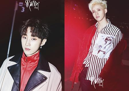 B1A4, 블랙 버전 개인 포스터 공개 '독보적 시크미'