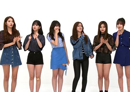 <주간아이돌> 여자친구, '2배속 랜덤플레이댄스' 최초 도전!